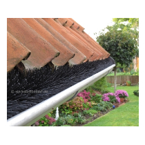 Dachrinne Laubschutz werkstattbedarf de dachrinnen laubschutz